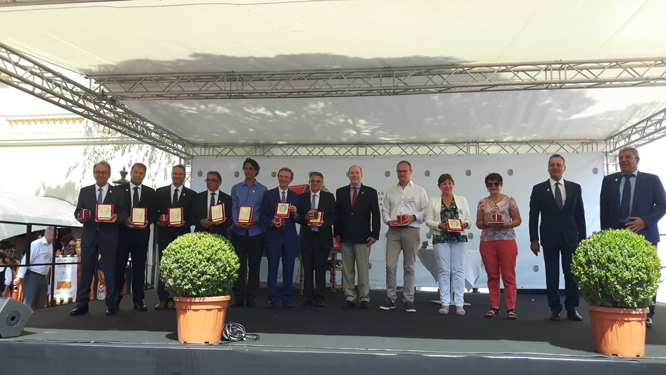 2èmes rencontres des sites historiques Grimaldi - La France à Monaco